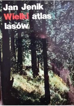 Wielki atlas lasów