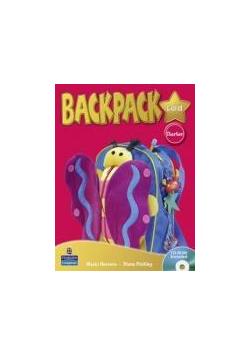 Backpack Gold Starter SB LONGMAN