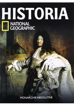 Historia Monarchie absolutne