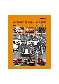 Samochody z Wielkopolski 1971-2020