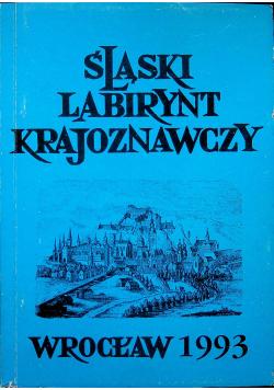 Śląski labirynt krajoznawczy
