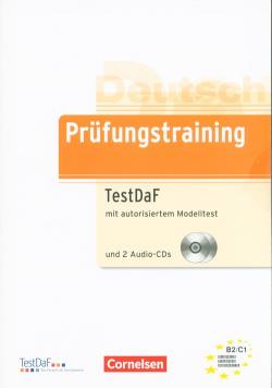 Prufungstraining TestDaF B2/C1 + CDs