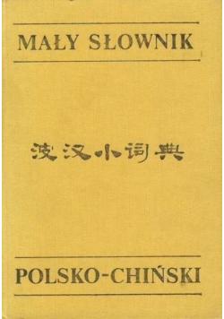 Mały słownik polsko chiński
