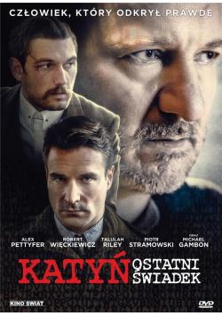 Katyń. Ostatni świadek DVD