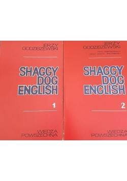 Shaggy dog English 2 tomy