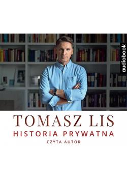 Historia prywatna audiobook