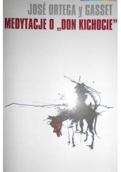 Medytacje o Don Kichocie