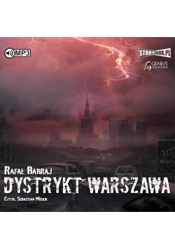 Dystrykt Warszawa audiobook