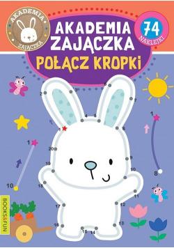 Akademia zajaczka Polacz kropki