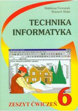 Technika informatyka SP 6 ćwiczenia