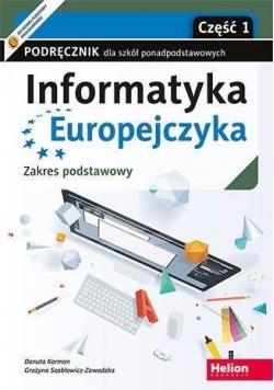 Informatyka Europejczyka LO ZP cz.1 NPP