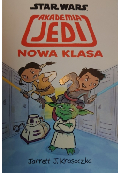Star Wars Akademia Jedi Nowa klasa