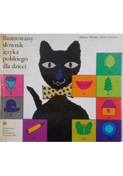 Ilustrowany słownik jezyka polskiego dla dzieci