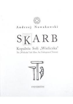 """Skarb. Kopalnia Soli """"Wieliczka"""""""