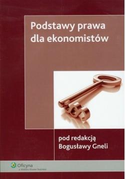 Podstawy prawa dla ekonomistów