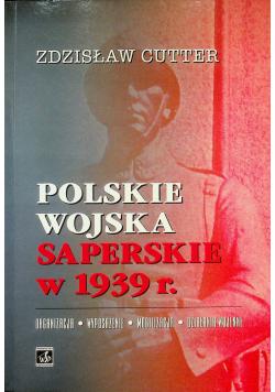 Polskie wojska saperskie w 1939 r