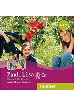 Paul, Lisa & Co A1/2 KB CD HUEBER