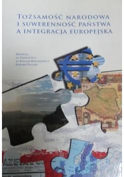 Tożsamość narodowa i suwerenność państwa a integracja europejska