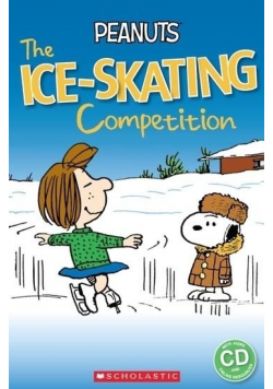 Peanuts: The Ice-skating...Reader Level 3 + CD