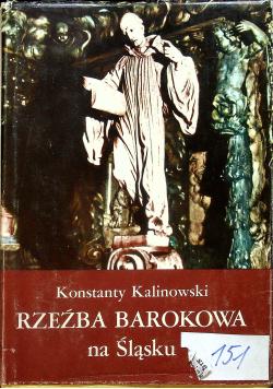 Rzeźba barokowa na Śląsku