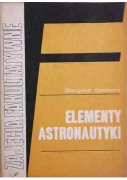 Elementy astronautyki