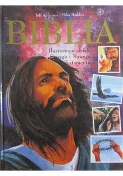 Biblia Ilustrowane dzieje Starego i Nowego Testamentu