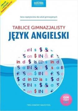Tablice gimnazjalisty Język angielski