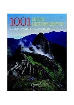 1001 miejsc historycznych które warto w życiu zobaczyć