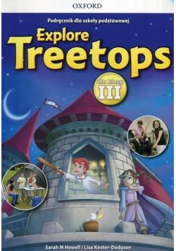 Explore Treetops 3 podręcznik + CD OXFORD