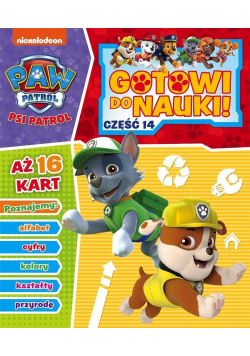 Psi Patrol. Gotowi do nauki cz.14
