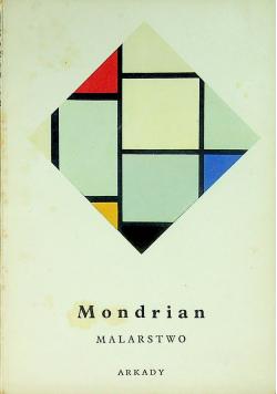 Mondrian malarstwo