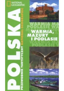 Polska przewodnik turystyczny Warmia Mazury i Podlasie