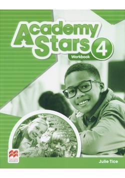 Academy Stars 4 Workbook