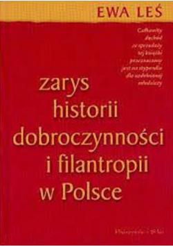 Zarys historii dobroczynności i filantropii w Polsce