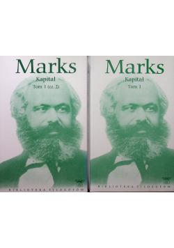 Marks Kapitał Tom 1 Cz I i II