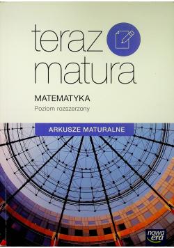 Teraz matura Matematyka Arkusze maturalne Poziom rozszerzony