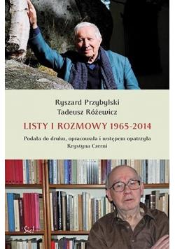 Listy i rozmowy 1965-2014