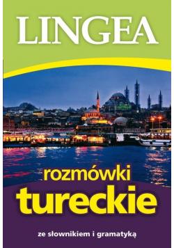 Rozmówki polsko tureckie ze słownikiem i gramatyką