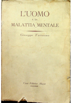 Lumo e la Malattia Mentale