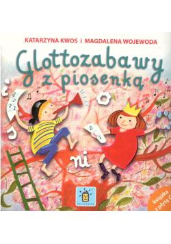 Glottozabawy z piosenką plus płyta CD