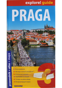 Praga explore guide Przewodnik