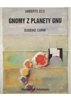 Gnomy z planety Gnu