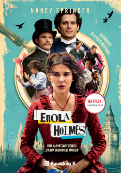 Enola Holmes. Sprawa zaginionego Markiza