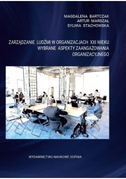 Zarządzanie ludźmi w organizacjach XXI wieku