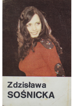 Zdzisława Sośnicka plus dedykacja