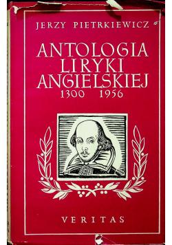 Antologia liryki angielskiej