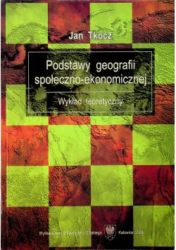 Podstawy geografii społeczno ekonomiczne