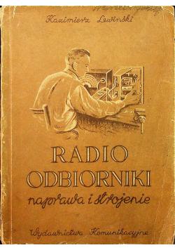 Radioodbiorniki naprawa i strojenie