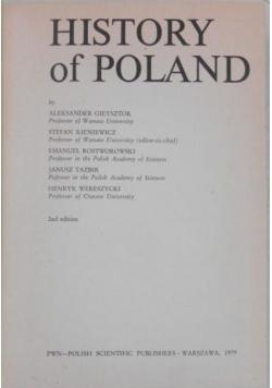 History od Poland