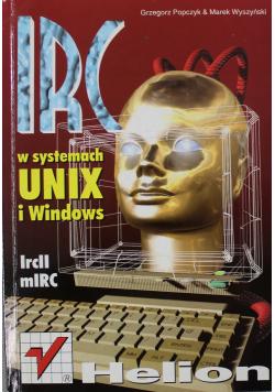 IRC w systemach Unix i Windows